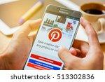 bangkok  thailand   november10... | Shutterstock . vector #513302836