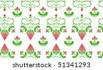 abstract seamless background... | Shutterstock .eps vector #51341293