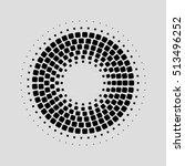 Circular Paving Tile Pattern...