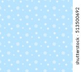snowflake background | Shutterstock .eps vector #513500692
