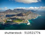 Aerial Photo Of Cape Town Sout...