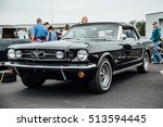 Ford Mustang Convertible At Th...