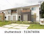 residential residential area in ... | Shutterstock . vector #513676006