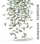 vector illustration of money... | Shutterstock .eps vector #513690148
