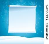 christmas background  ... | Shutterstock .eps vector #513708898