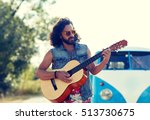 nature  summer  youth culture... | Shutterstock . vector #513730675