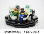 hong kong oct 31  studio shot... | Shutterstock . vector #513778015