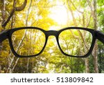 Glasses With Season Changes...