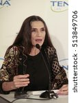 Small photo of 10-11-2016- Madrid- Spain- Delivery of the IV Tena Lady prize to women who succeed. Angela Molina