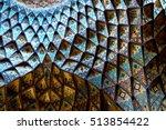 blur in iran abstract texture... | Shutterstock . vector #513854422