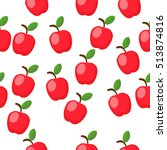 original trendy vector seamless ... | Shutterstock .eps vector #513874816