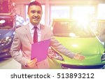 auto business  car sale ... | Shutterstock . vector #513893212