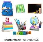 education. | Shutterstock . vector #513900766