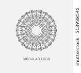 logo design template  creative...   Shutterstock .eps vector #513938542