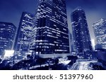 skyscrapers business center at... | Shutterstock . vector #51397960