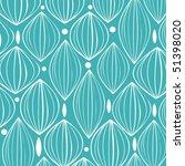 funky wallpaper  each shape can ... | Shutterstock .eps vector #51398020