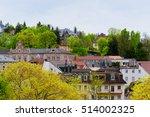 Panoramic View Of Baden Baden...
