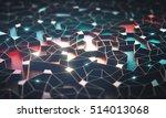 artificial intelligence ... | Shutterstock . vector #514013068