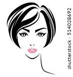 illustration of women with... | Shutterstock .eps vector #514028692
