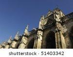 france  church saint martin of... | Shutterstock . vector #51403342