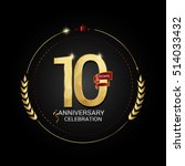 10 years golden anniversary...