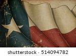illustration of a rusty us... | Shutterstock . vector #514094782
