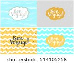 set of four cards  vector...   Shutterstock .eps vector #514105258