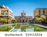 hospicio cabanas  cabanas...   Shutterstock . vector #514113526