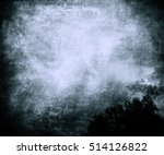 beautiful vintage photo of sky... | Shutterstock . vector #514126822