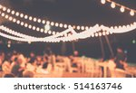 blurred of restaurant view on... | Shutterstock . vector #514163746