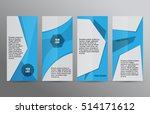 design elements presentation... | Shutterstock .eps vector #514171612