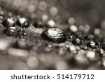 abstract composition water drop ... | Shutterstock . vector #514179712