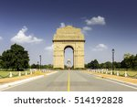India gate in new delhi  india