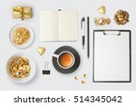 modern objects and items for... | Shutterstock . vector #514345042