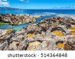Pupukea Sharks Cove In Oahu ...
