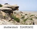 Gobustan  Azerbaijan   April 6...