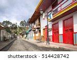 salento  colombia   october 4 ... | Shutterstock . vector #514428742
