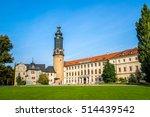 weimar  castle  stadtschloss ... | Shutterstock . vector #514439542