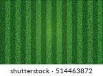 grass sport field  lanes.... | Shutterstock .eps vector #514463872