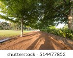beautiful australian landscape... | Shutterstock . vector #514477852