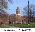 Stock photo american college campus 514481725