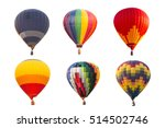 Colorful Hot Air Balloons...