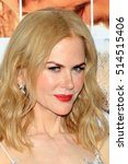 los angeles   nov 11   nicole... | Shutterstock . vector #514515406