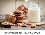 Chocolate Chip Cookies With...