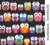 seamless pattern   bright... | Shutterstock . vector #514550152