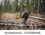 Man The Hunter Goes Through Th...