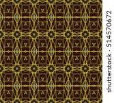 the endless texture.vector... | Shutterstock .eps vector #514570672