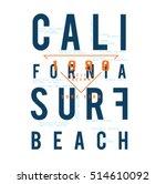 print surfing artwork... | Shutterstock .eps vector #514610092