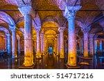The Basilica Cistern  ...