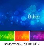 blur and unfocused vector... | Shutterstock .eps vector #514814812